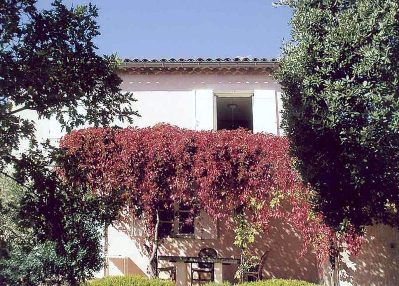 Agréable villa en Luberon sur les hauteurs avec piscine