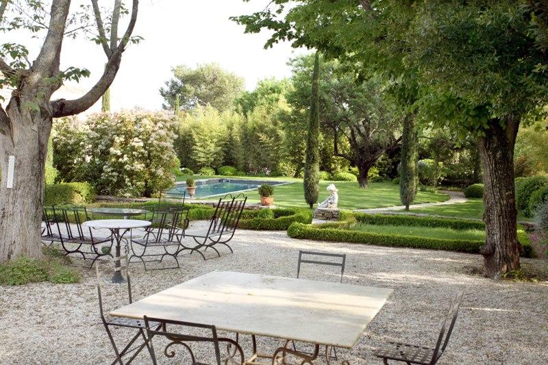 Ventes mas ancien en luberon avec jardin la fran aise et - Jardin a la francaise caracteristique ...