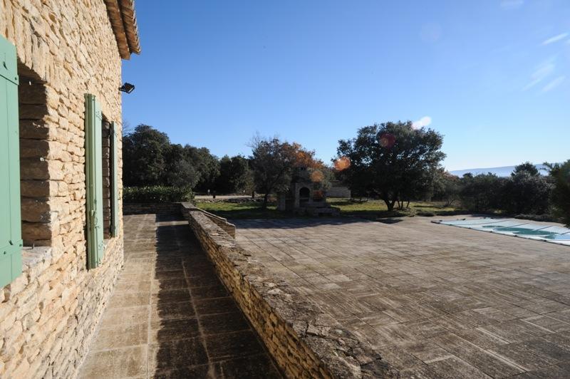 Un petit coin de paradis à 2 pas du village de Gordes
