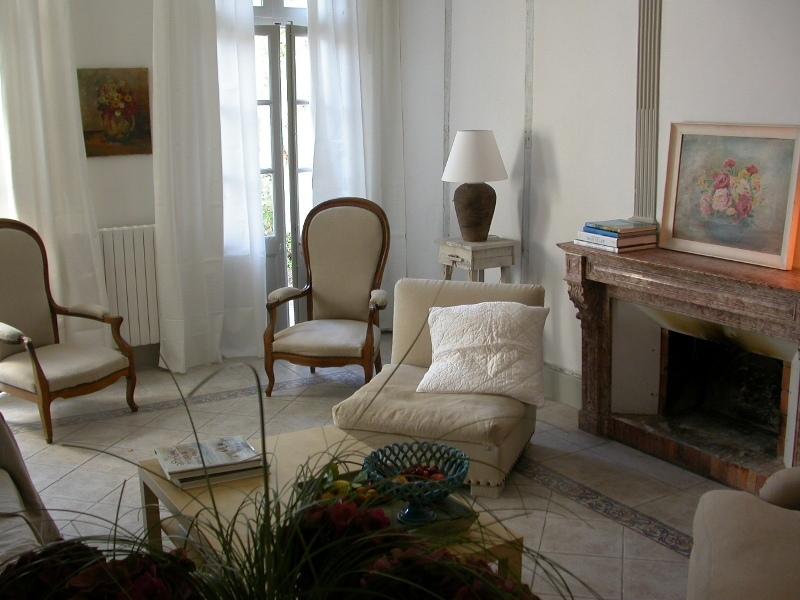 Isle sur Sorgue - Exceptionnelle et rare maison avec jardin et garage.