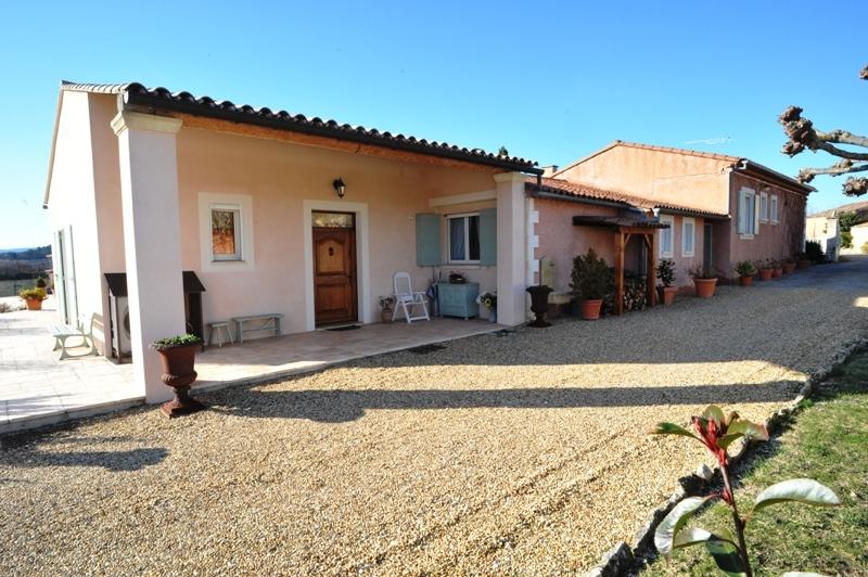 Villa en bordure de hameau - Roussillon - Luberon