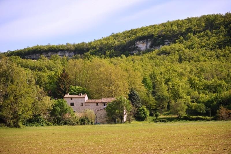 Bastide du XVIIème siècle d'environ 500 m² sur plus de 7 hectares en Luberon.