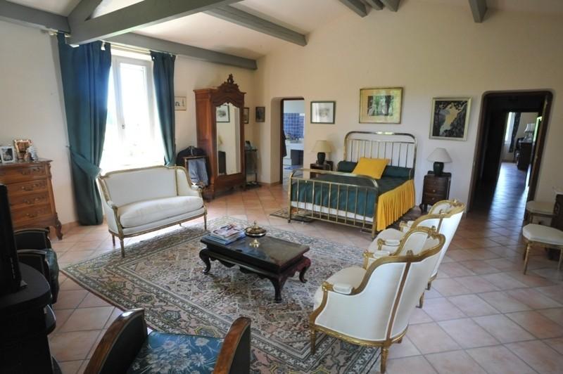 Luberon, Bastide provencale sur propriété de plus de 12 HA