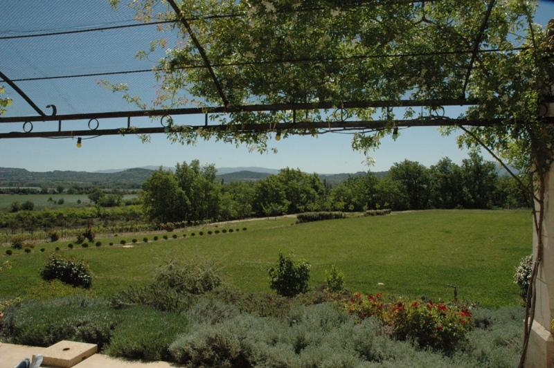 Maison moderne - magnifique vue sur Luberon