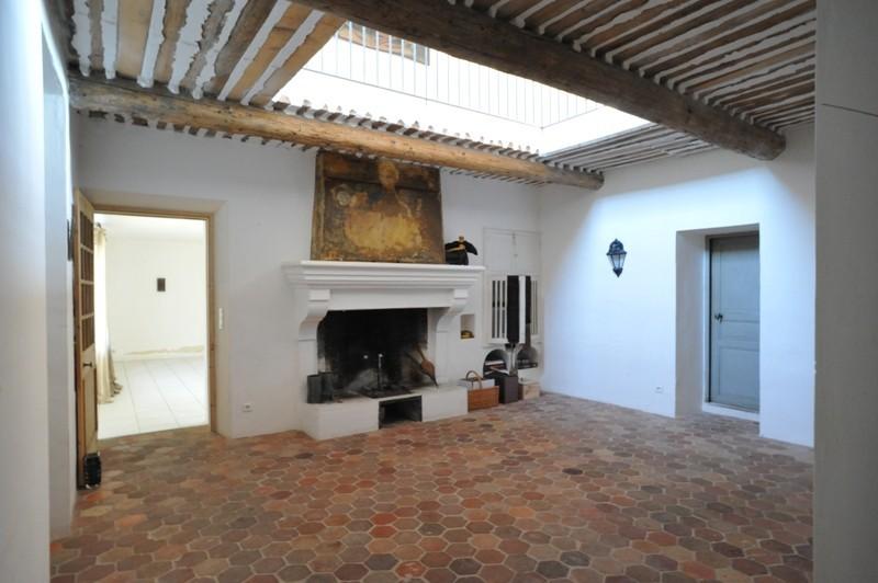 Importante maison de village en Luberon