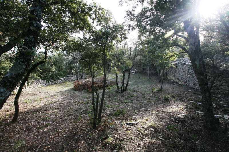 Terrain a vendre avec projet d'architecte - Gordes Luberon Provence