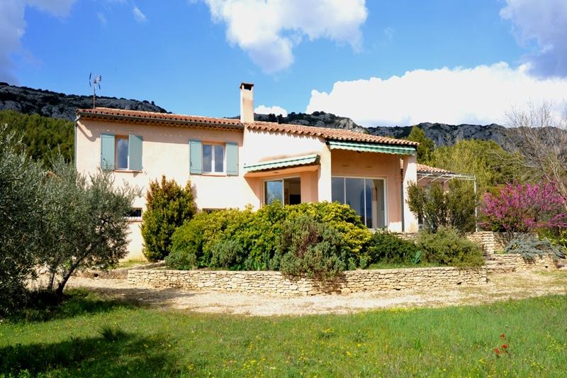 Villa provençale dans le parc du Luberon