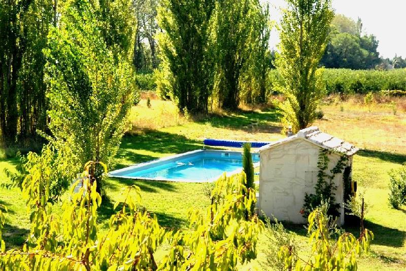 Mas XIXème restauré avec piscine en Vaucluse