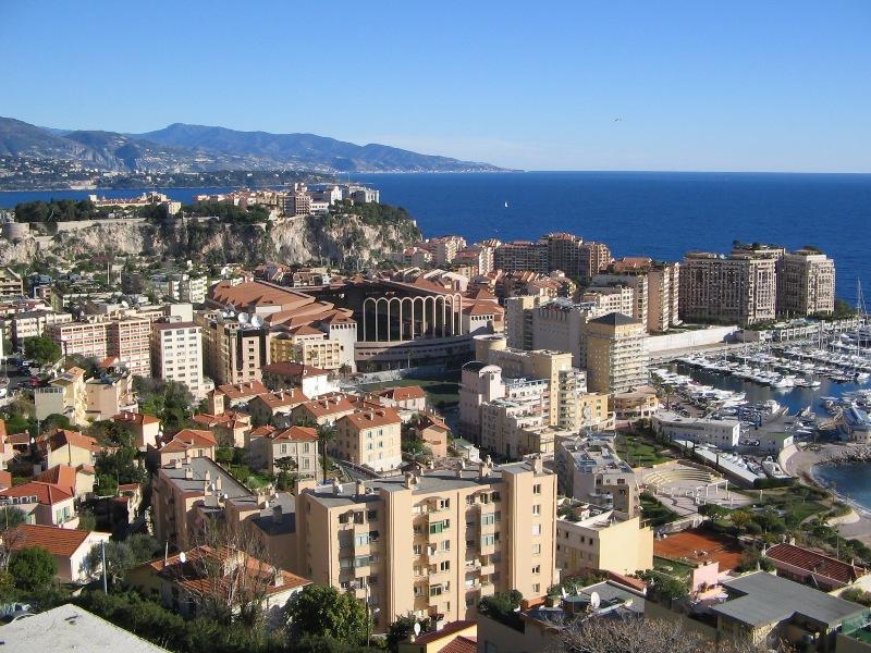Cap d'Ail - Penthouse vue Monaco