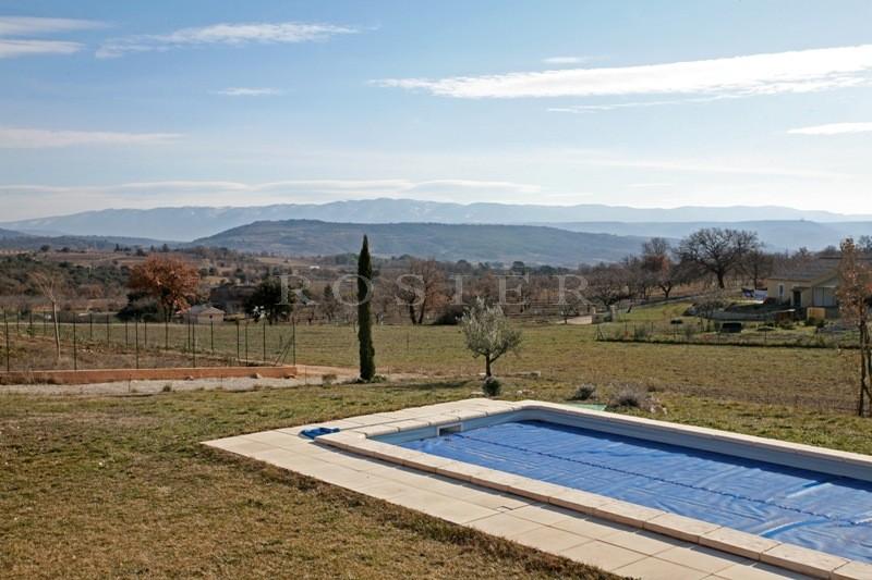 Maison Provençale  avec piscine et vue sur le Luberon