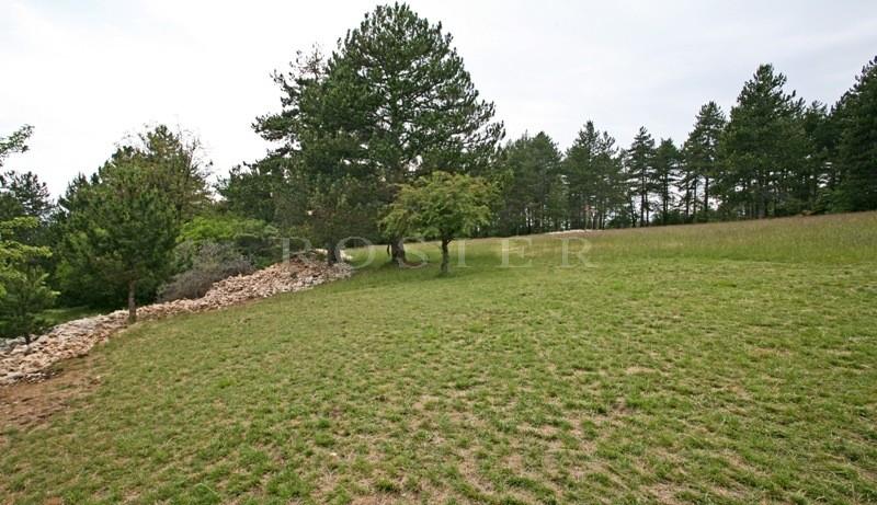 En Ventoux,  dans la forêt domaniale,  à vendre, bergerie du XIXème siècle sur 10 hectares pour les amoureux de nature et de l'isolement