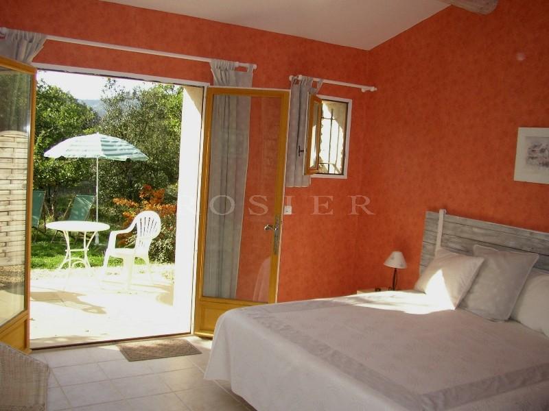 Maison en pierre en Luberon avec possible chambres d'hôtes.