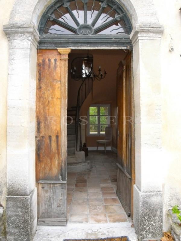 Mas XVIIIème renové  entre Avignon et Luberon