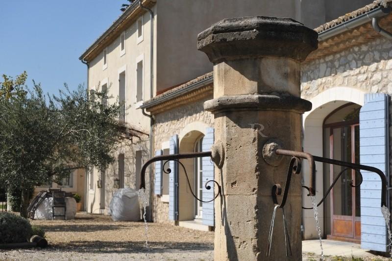 Mas ancien plein de charme entre Luberon et Alpilles