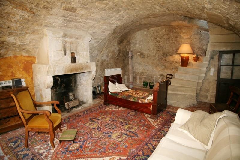 Luberon : au coeur d'un village recherché, charmante demeure du 17ème siècle.