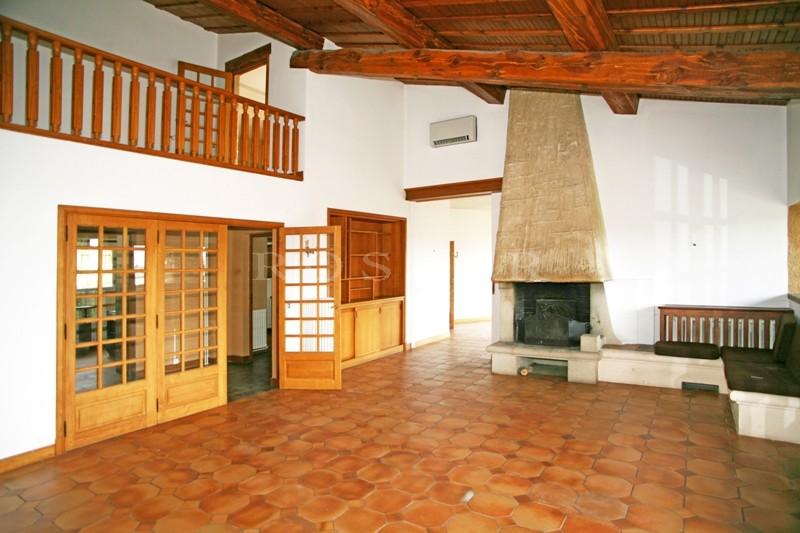 Au coeur du Parc du Luberon, grande maison sur les hauteurs à vendre par l'Agence ROSIER à Gordes