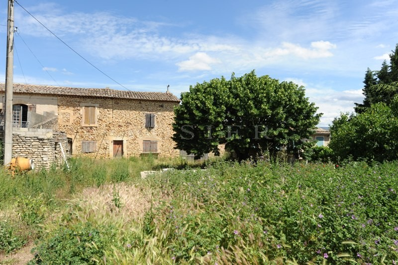 Ventes a vendre gordes authentique mas ancien mitoyen for Mas a renover provence