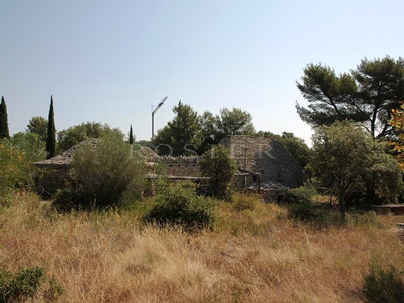 Terrain à bâtir viabilisé à vendre en Provence