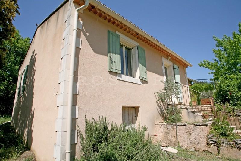 A vendre, Goult en Luberon,  belle villa entourée d'un parc