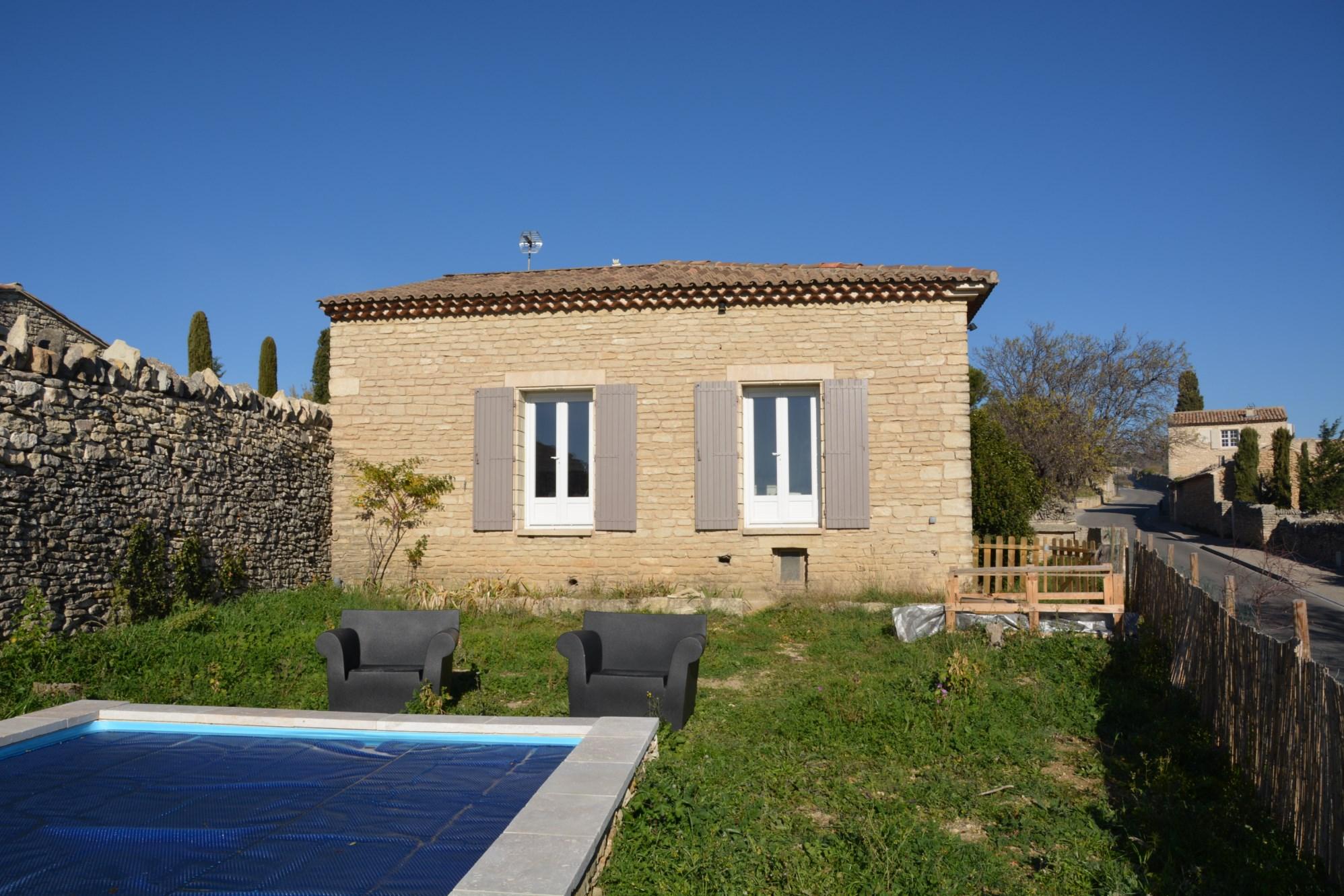 Maison à proximité d'un village du Luberon à vendre