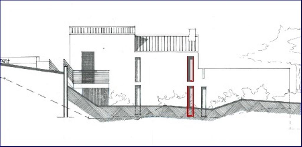 Terrain avec vue et permis, à bâtir près de Gordes