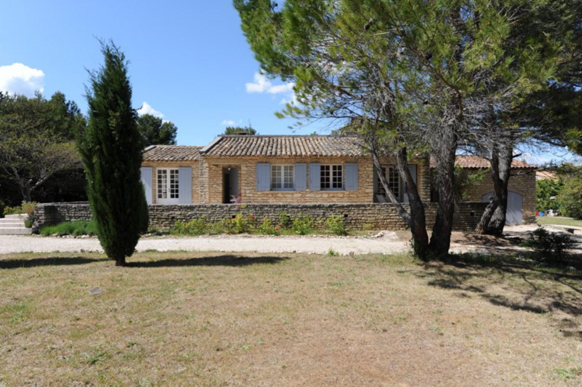 Maison à vendre dans le Luberon en Provence