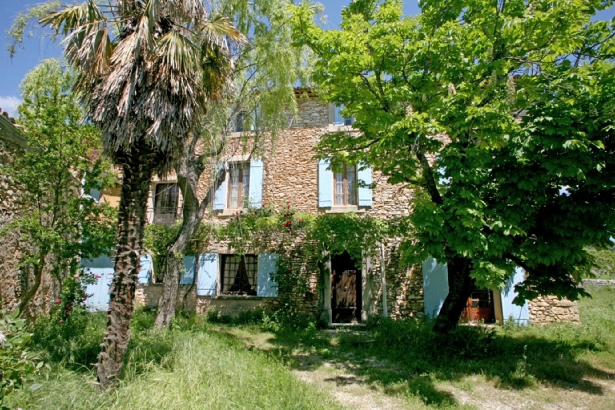 Maison bourgeoise à rénover à vendre en Luberon