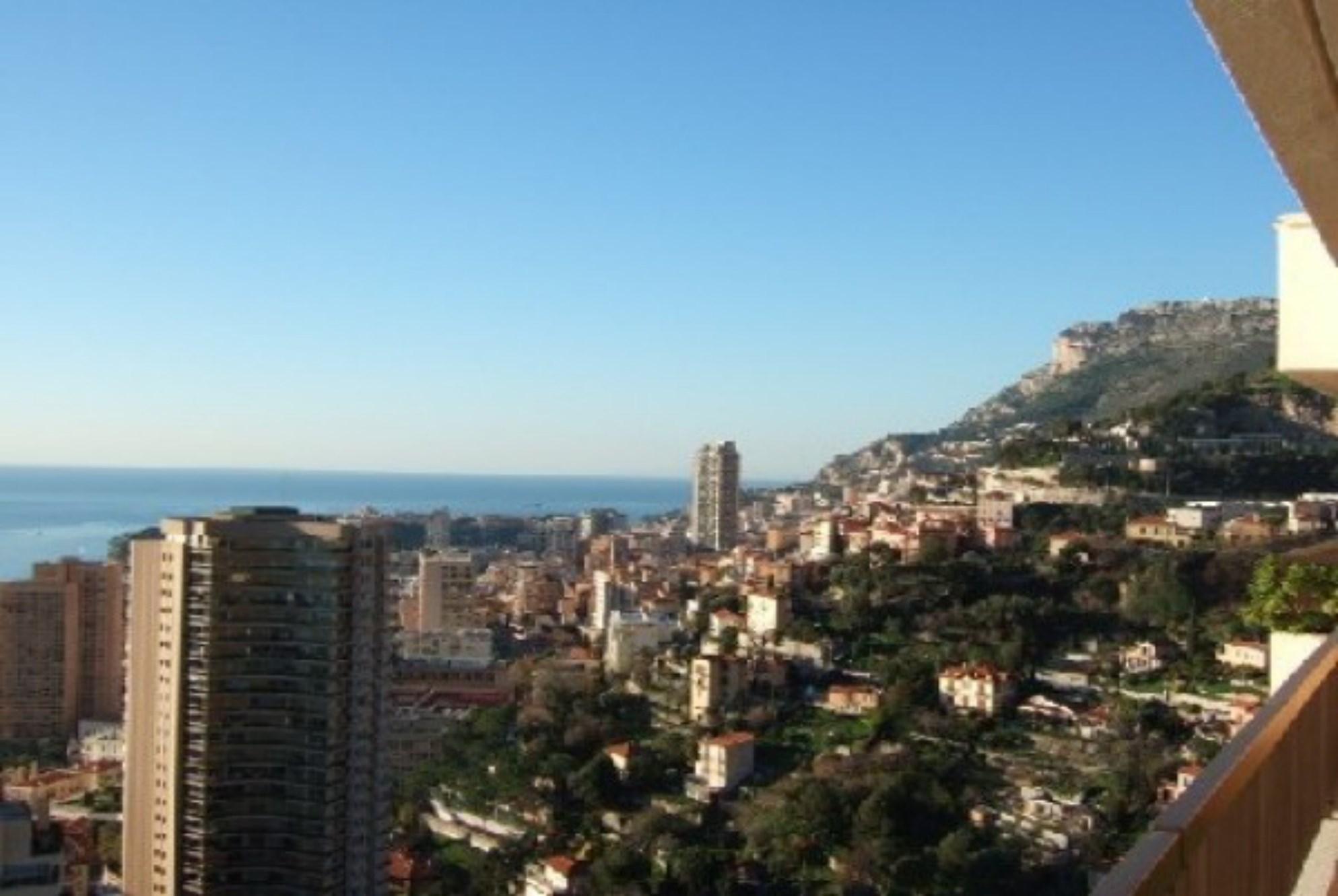 Appartement avec vue sur la mer à vendre à Monaco