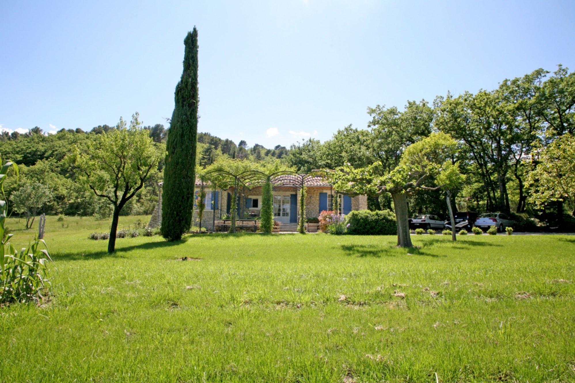 Maison à vendre à Gordes en Luberon