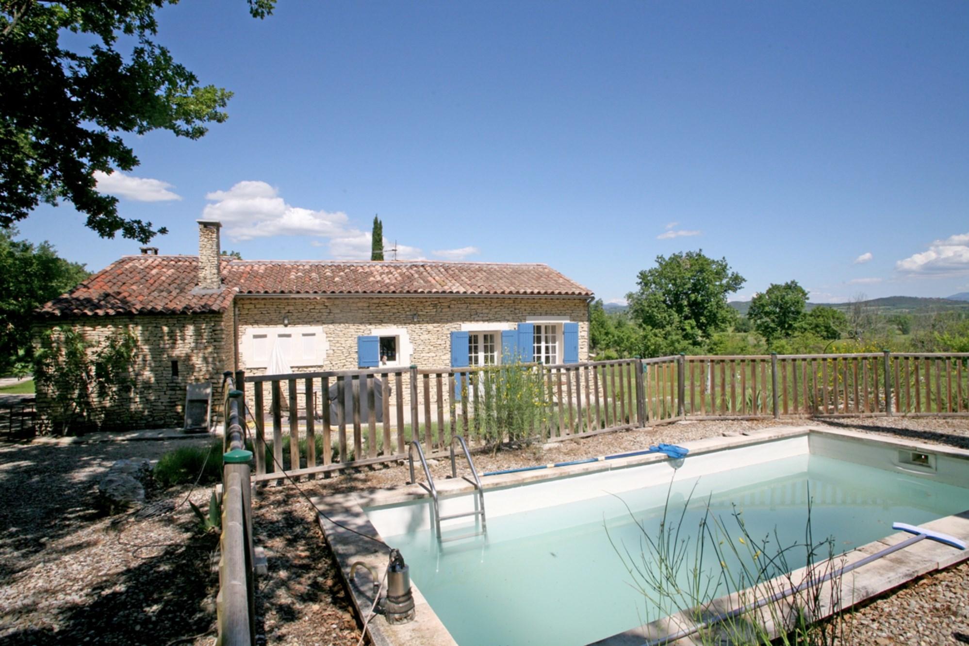 Maison avec piscine à vendre à Gordes