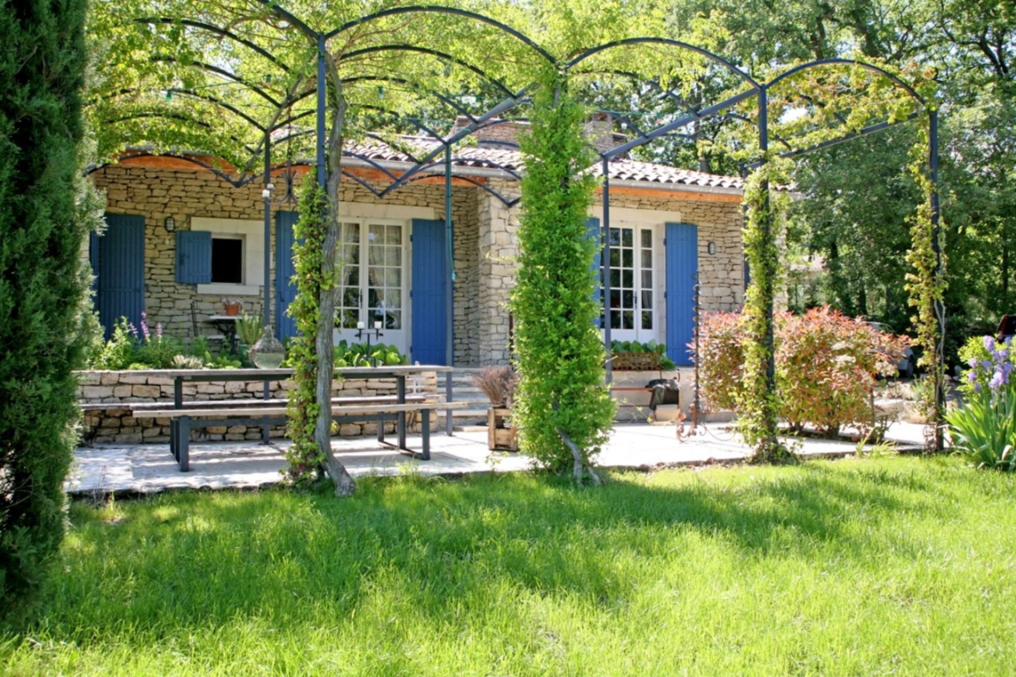 Maison de plein pied à vendre à Gordes