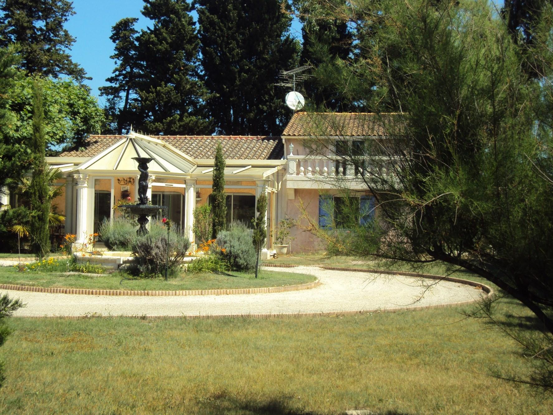 Maison à vendre entre Luberon et Alpilles