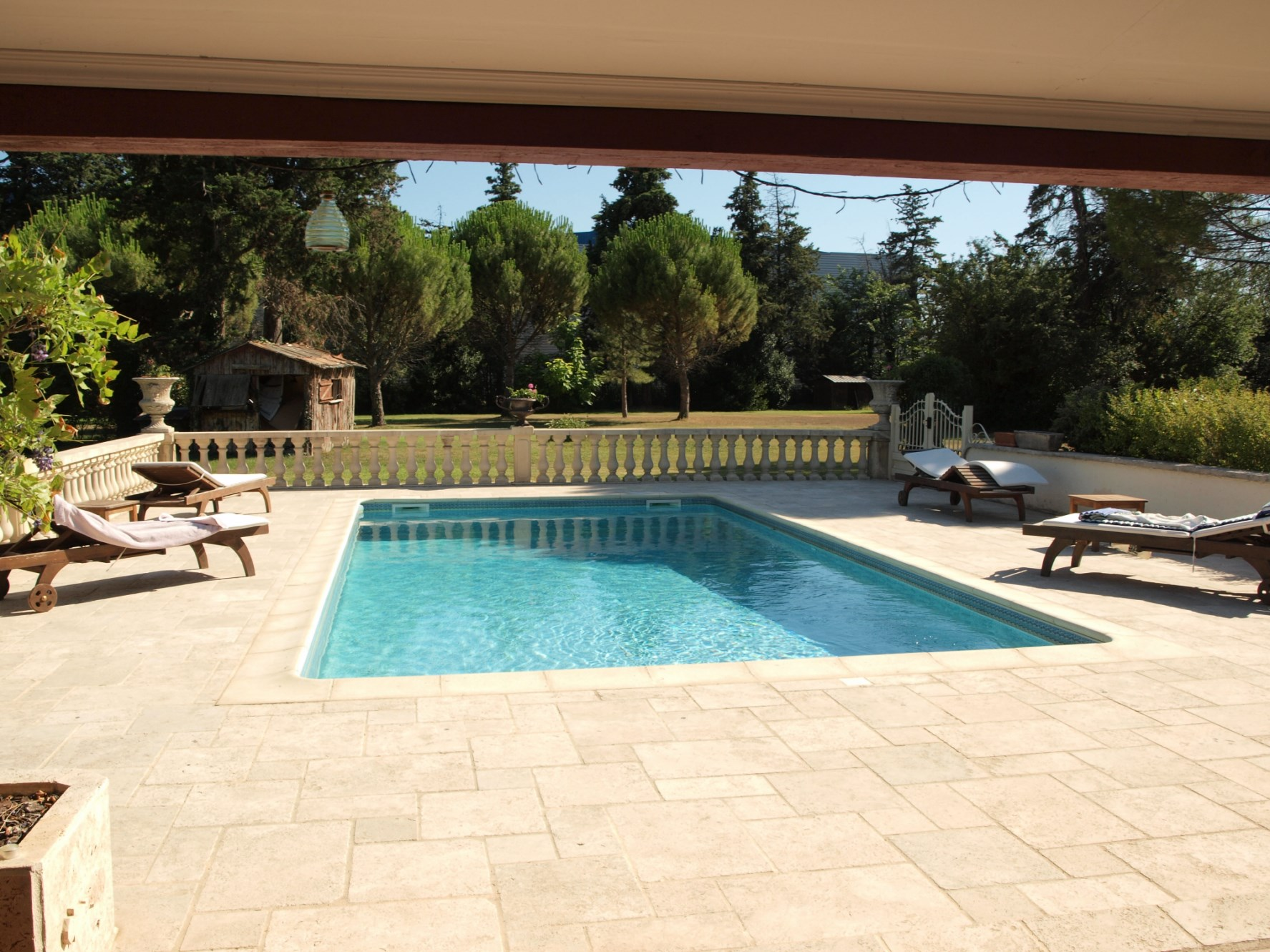 Maison avec piscine à vendre entre Luberon et Alpilles