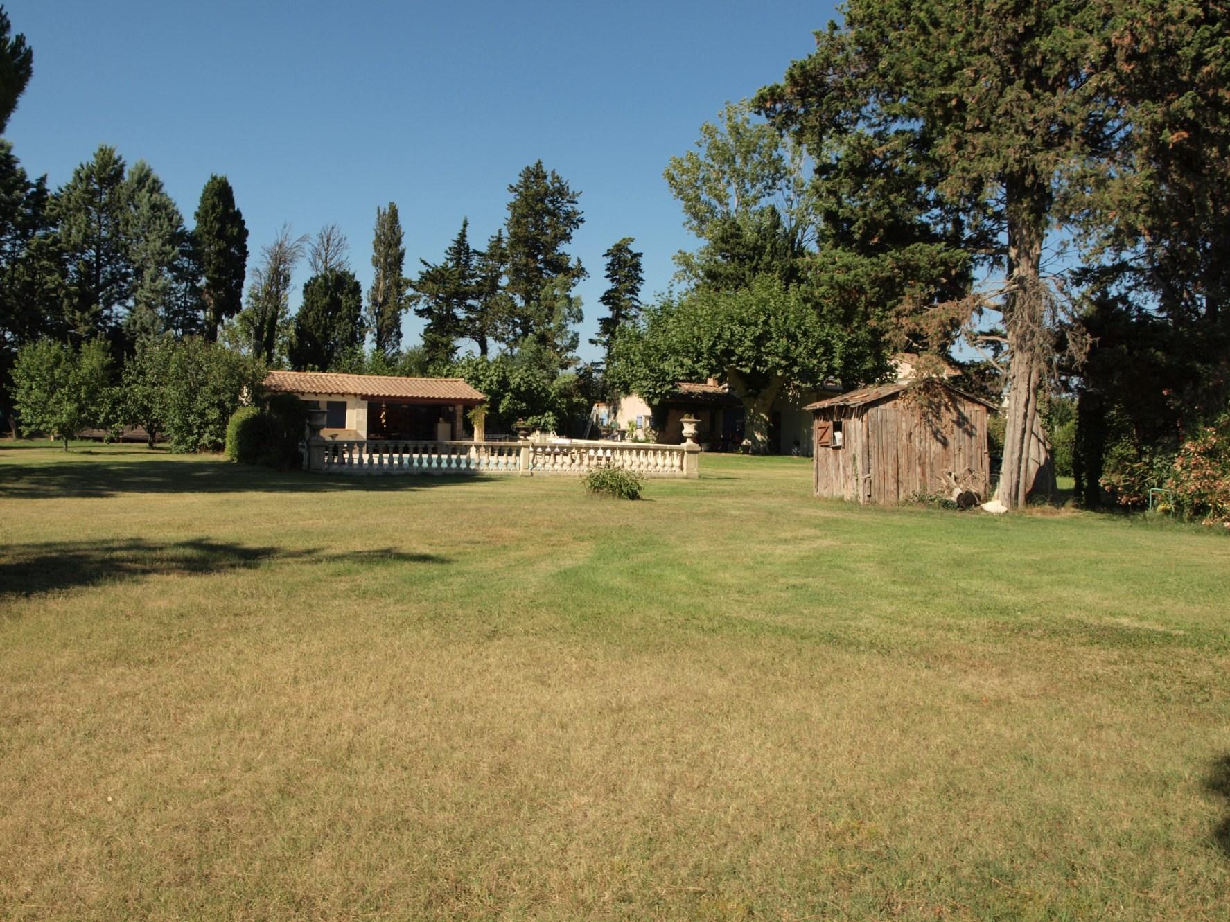 Maison à vendre entre Luberon et Alpilles en Provence