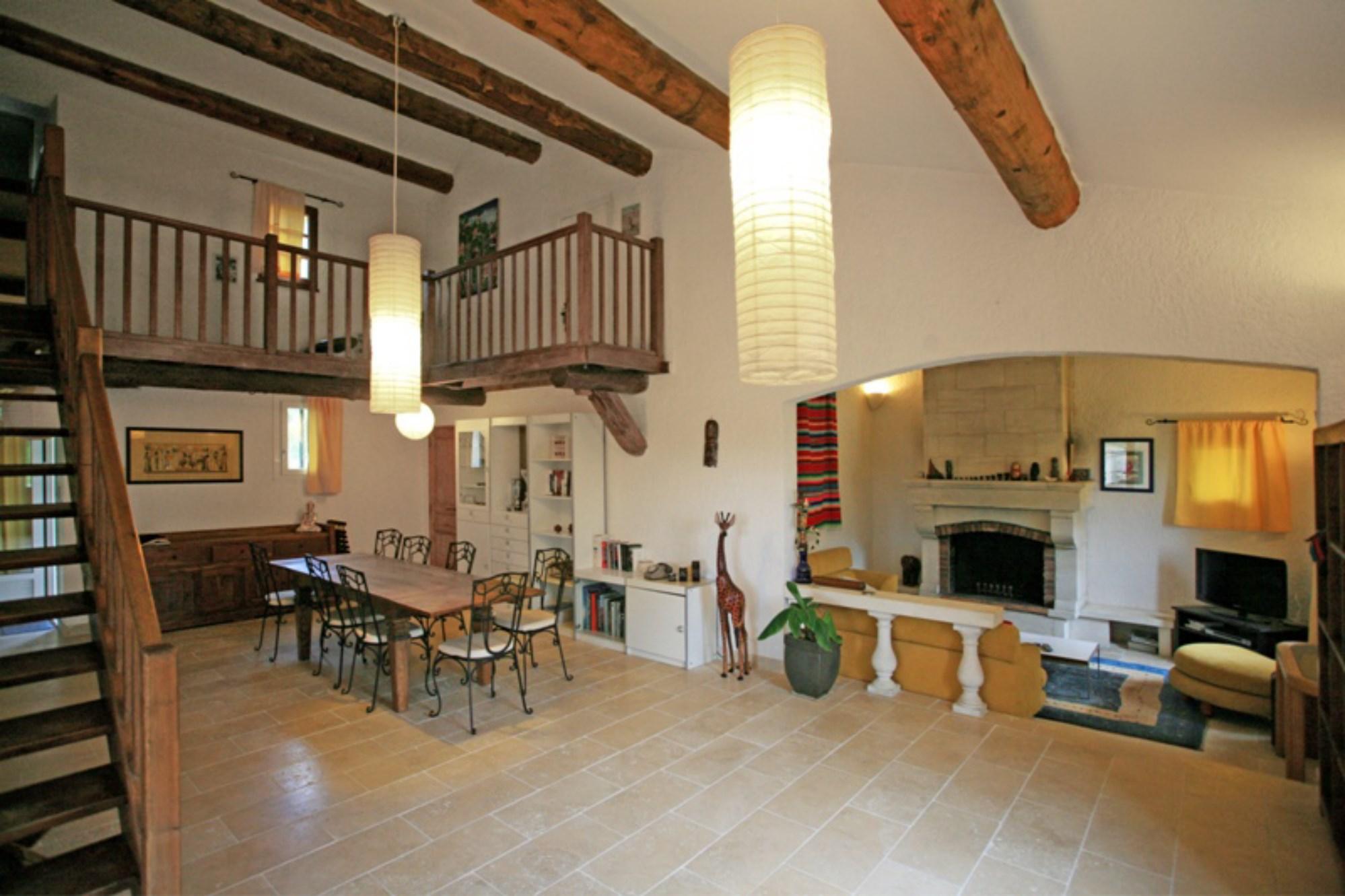 Maison contemporaine à vendre en Provence