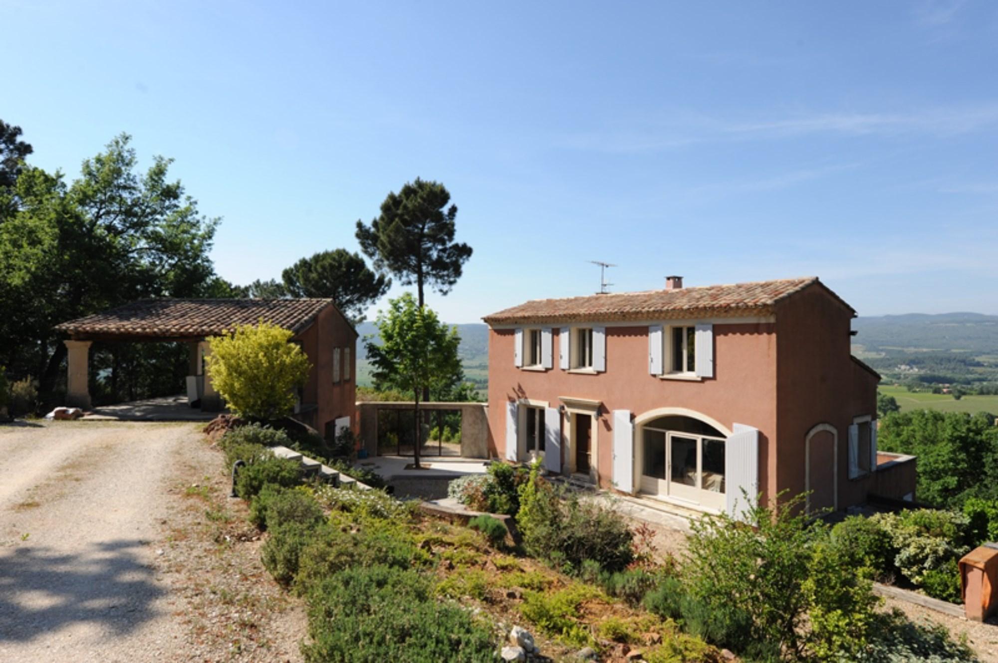 Ventes a vendre en luberon maison avec appartement maison for Appartement maison