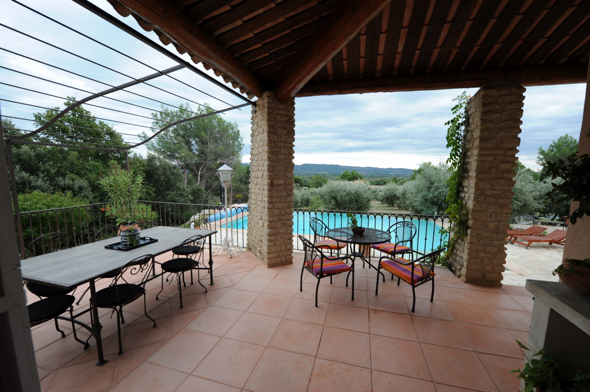 Villa avec piscine à vendre Luberon sud
