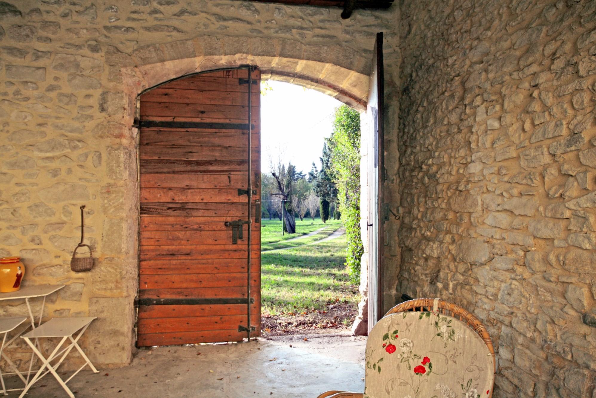 propriété de charme Luberon Provence