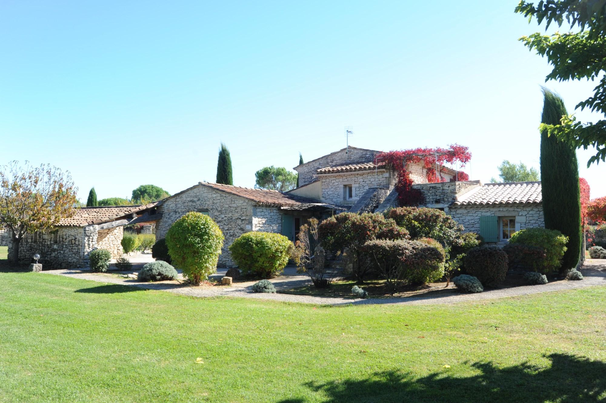 Maison à vendre dans le Luberon Provence