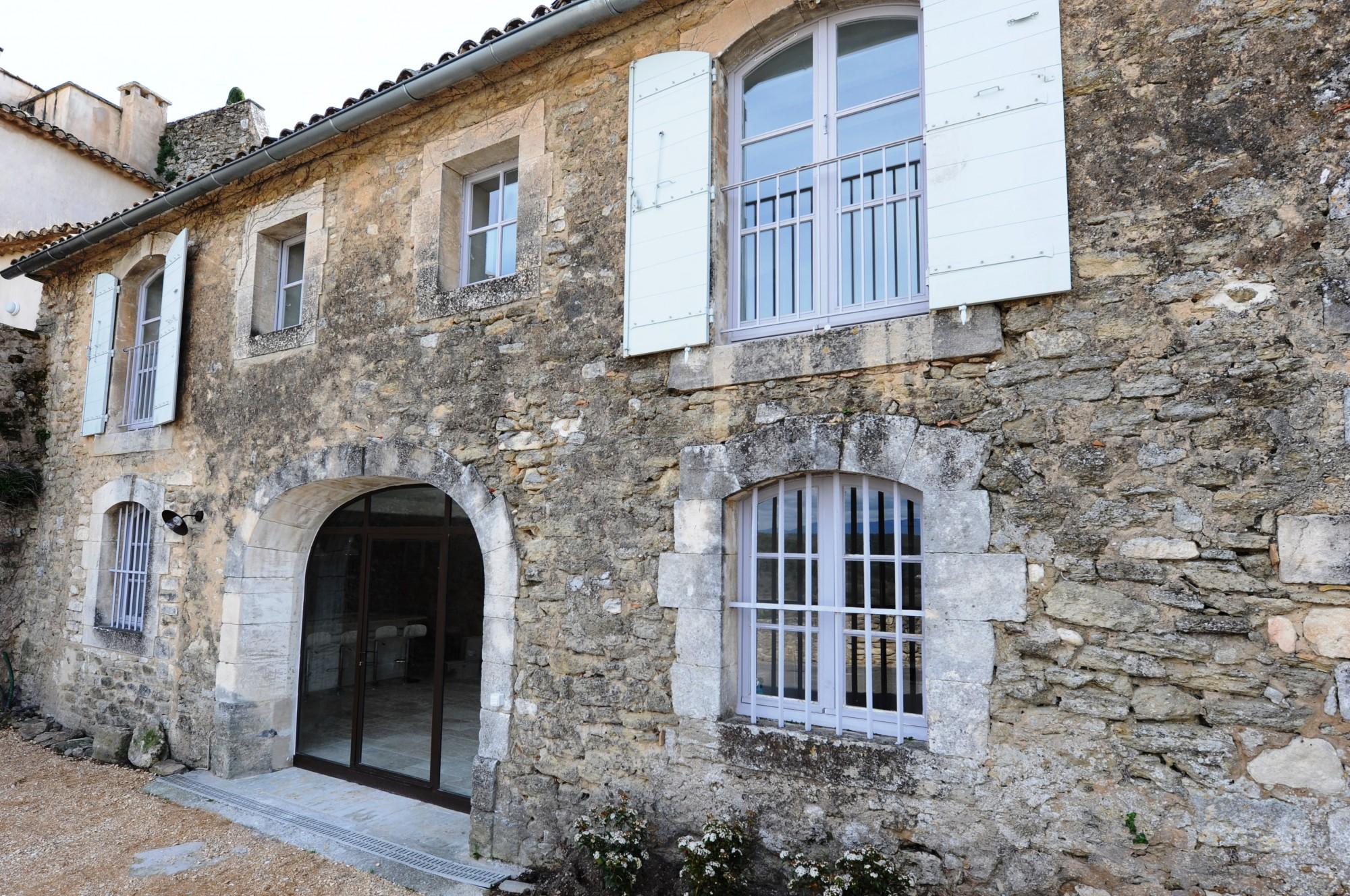 Luberon - Charmante maison de village avec vue