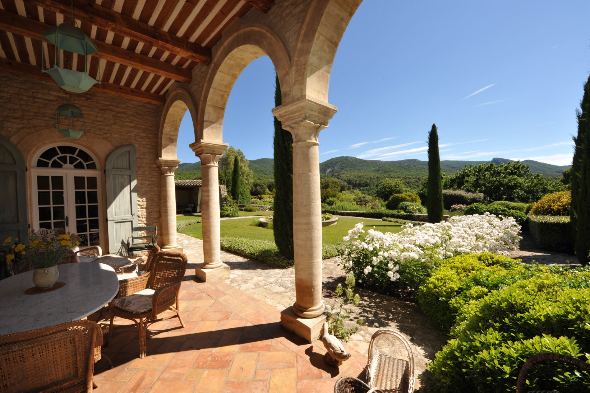 for sale in luberon artist property full of charm with guest house