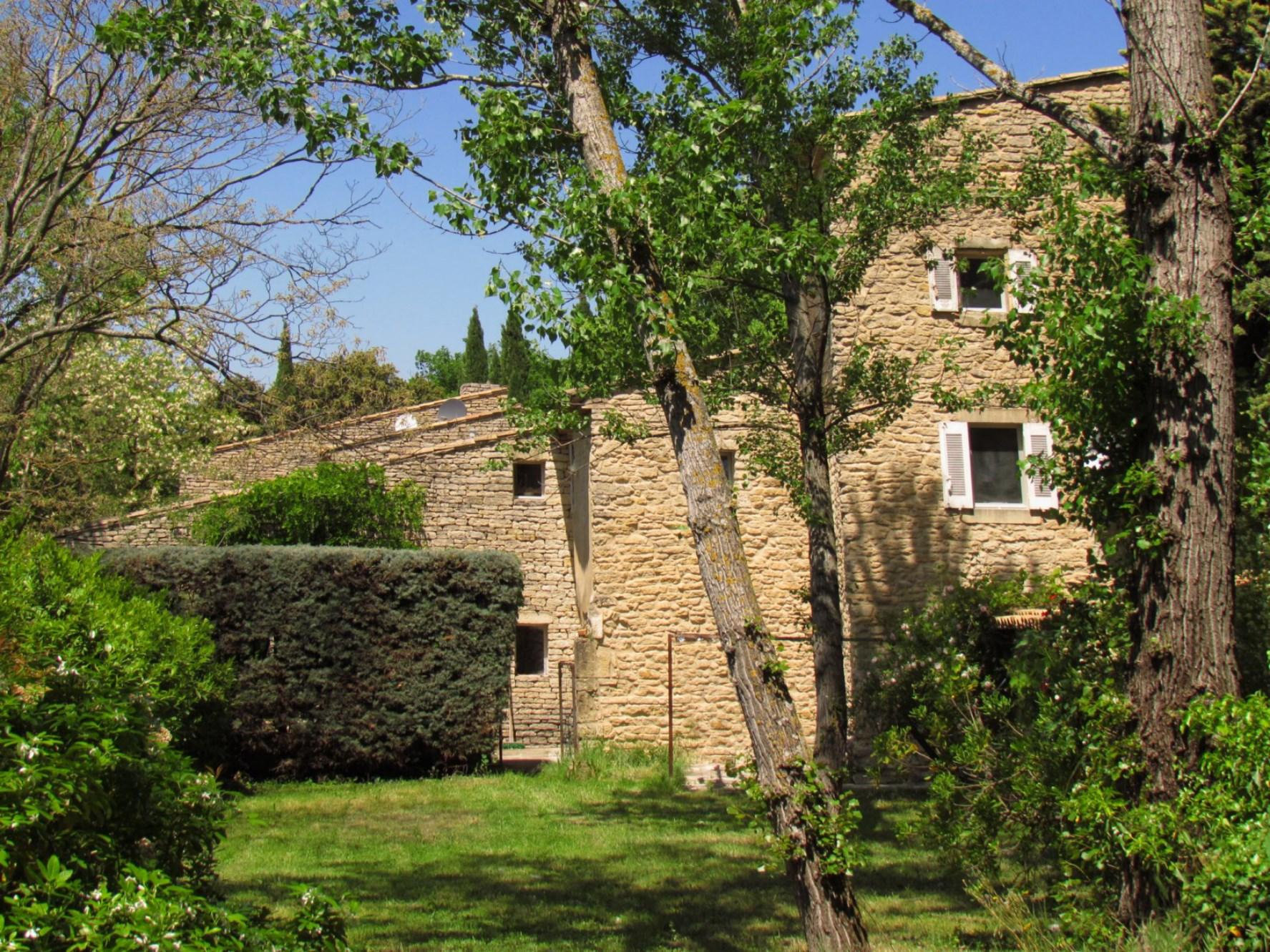 Maison d'architecte à vendre en Luberon