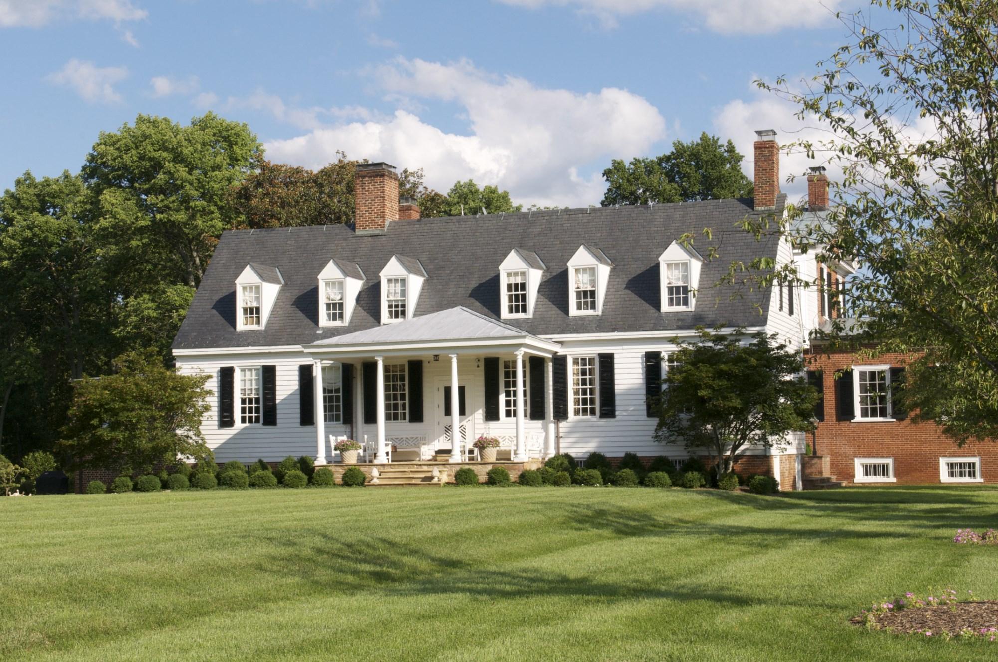 Aux Etats-Unis, à vendre, l'une des plus belles propriétés équestre de la côte Est !
