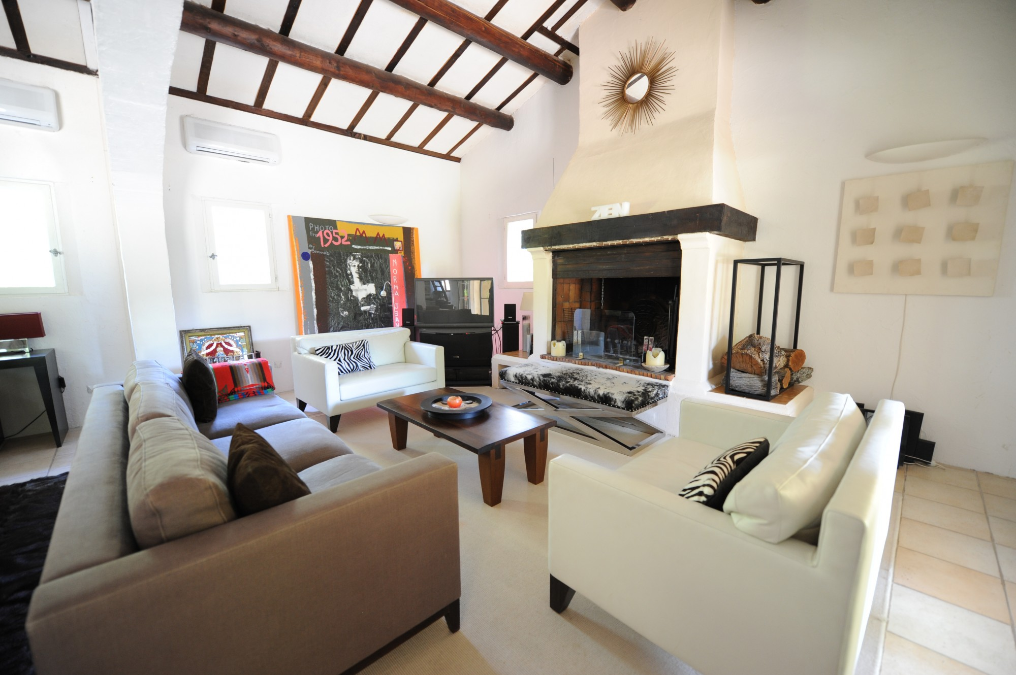Villa moderne de plain pied à vendre en Provence