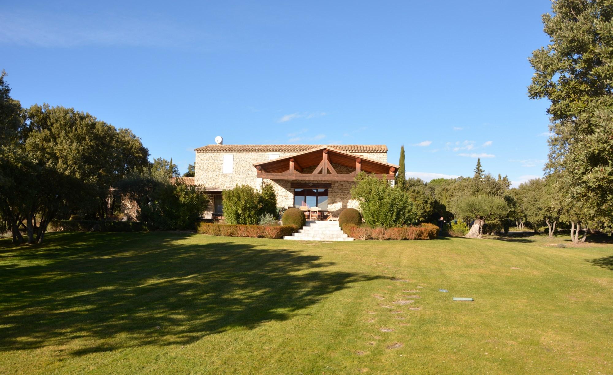 Maison récente à vendre en Luberon