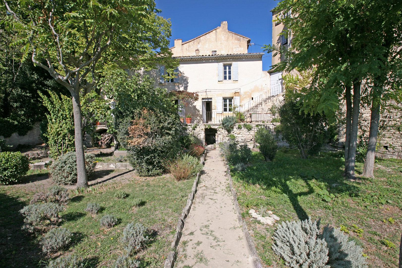 Maison avec jardin à vendre en Luberon