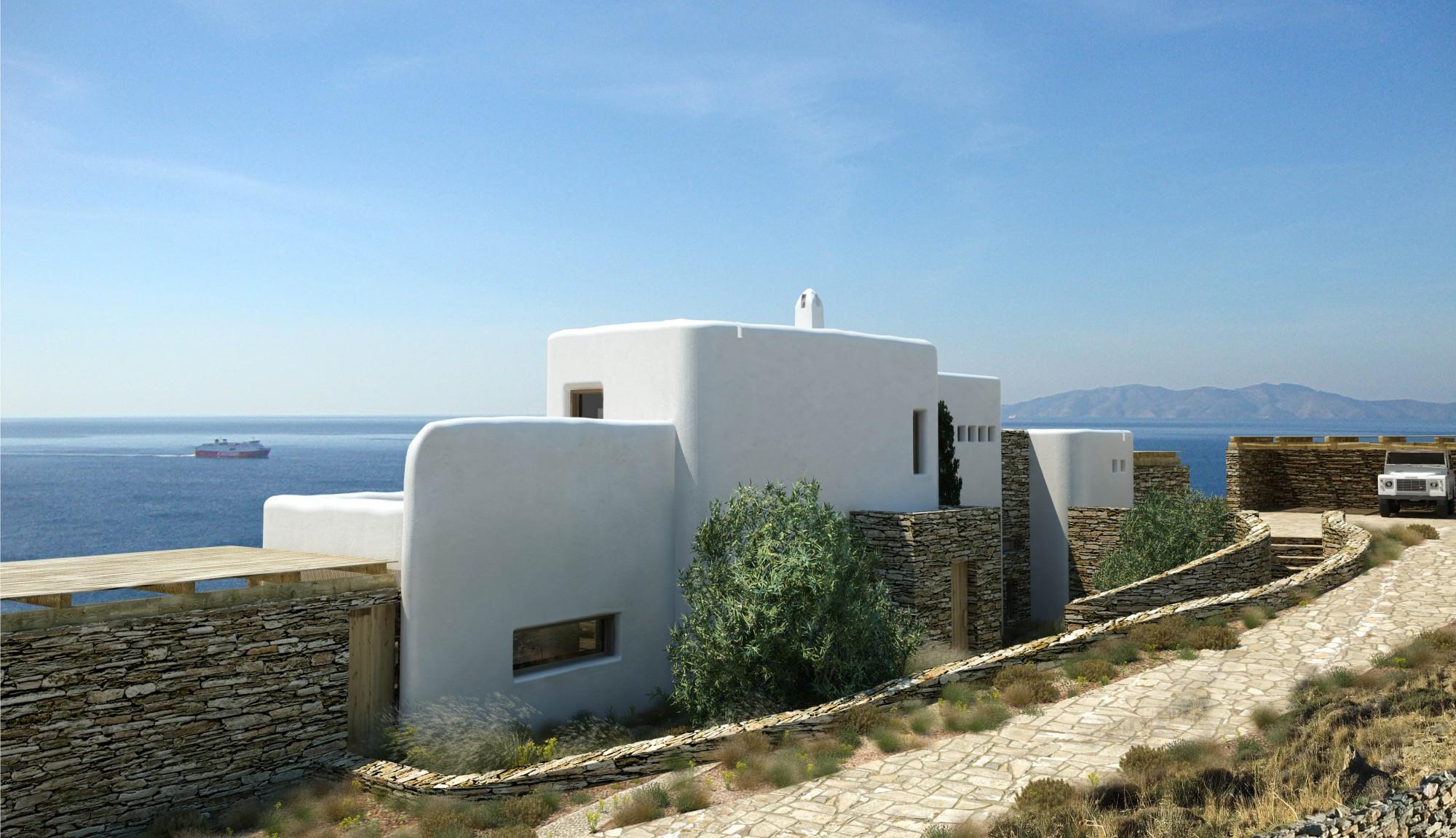 Maison en vente en Grèce, ile de Tinos