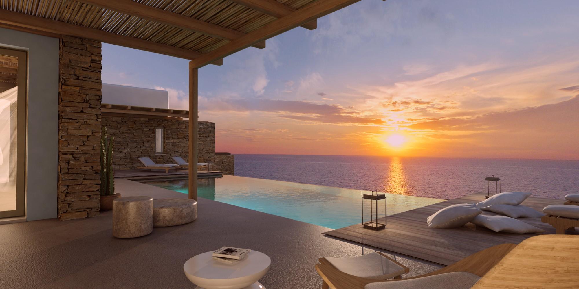 Superbe villa contemporaine à vendre en Grèce