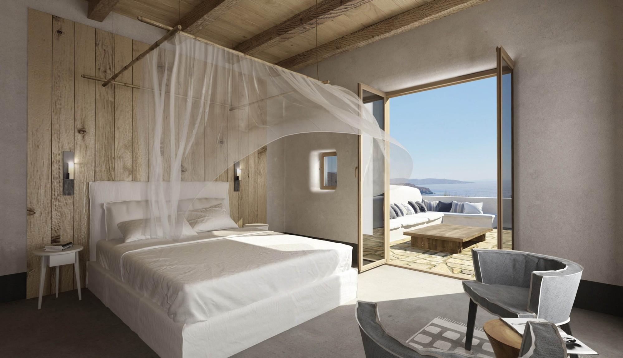 ventes a vendre en gr u00e8ce  superbe villa face  u00e0 la mer avec 6 chambres piscine etc