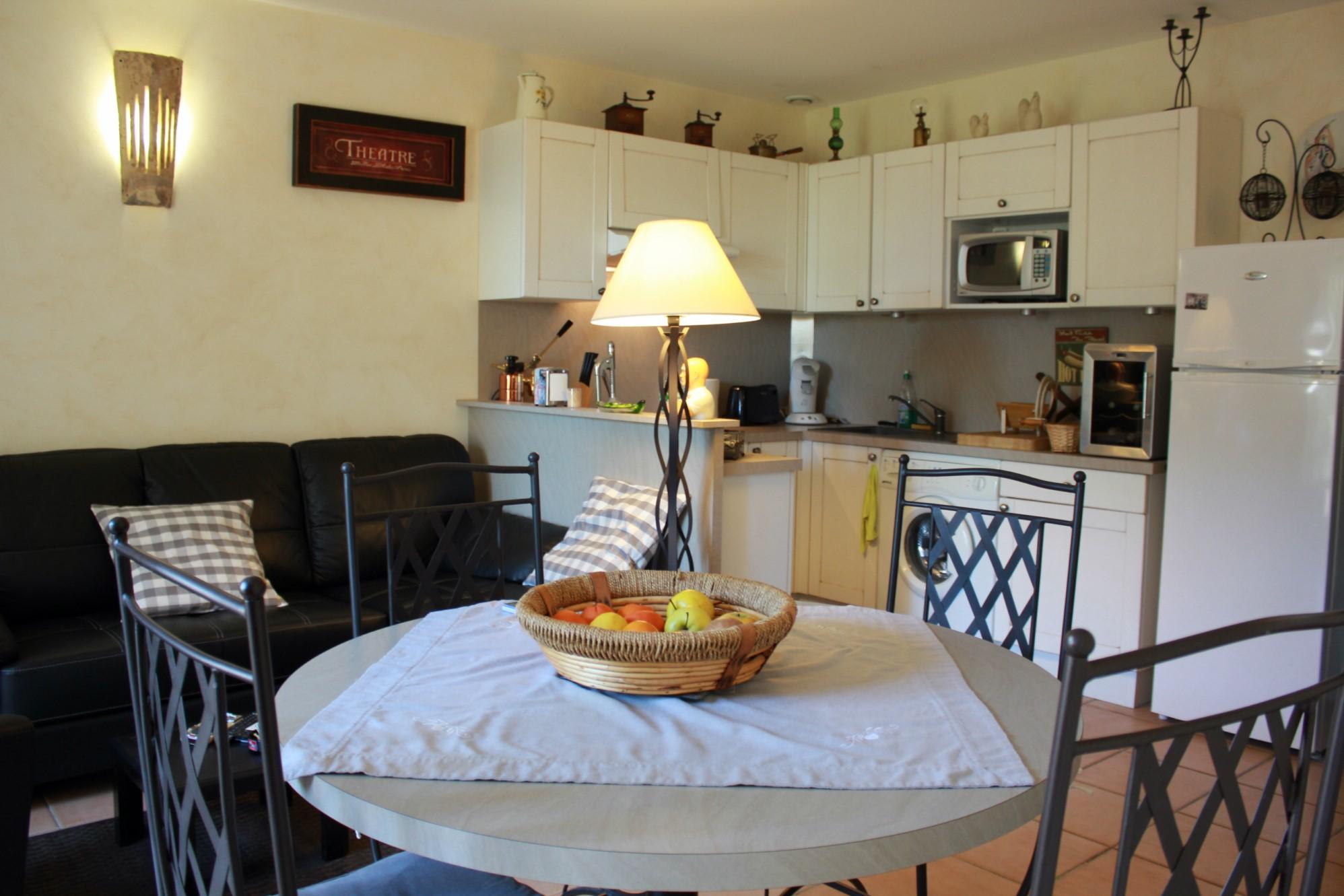 Appartement à vendre au cœur de Gordes dans une résidence